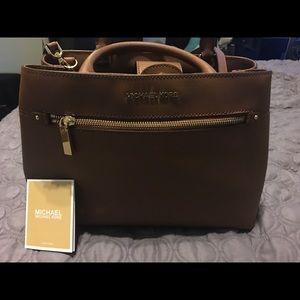 Michael Kors Bags - Michael Kors Acorn Medium Satchel